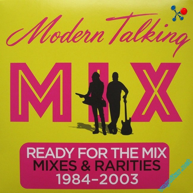 Modern Talking - Ready For The Mix (2017) 1.jpg
