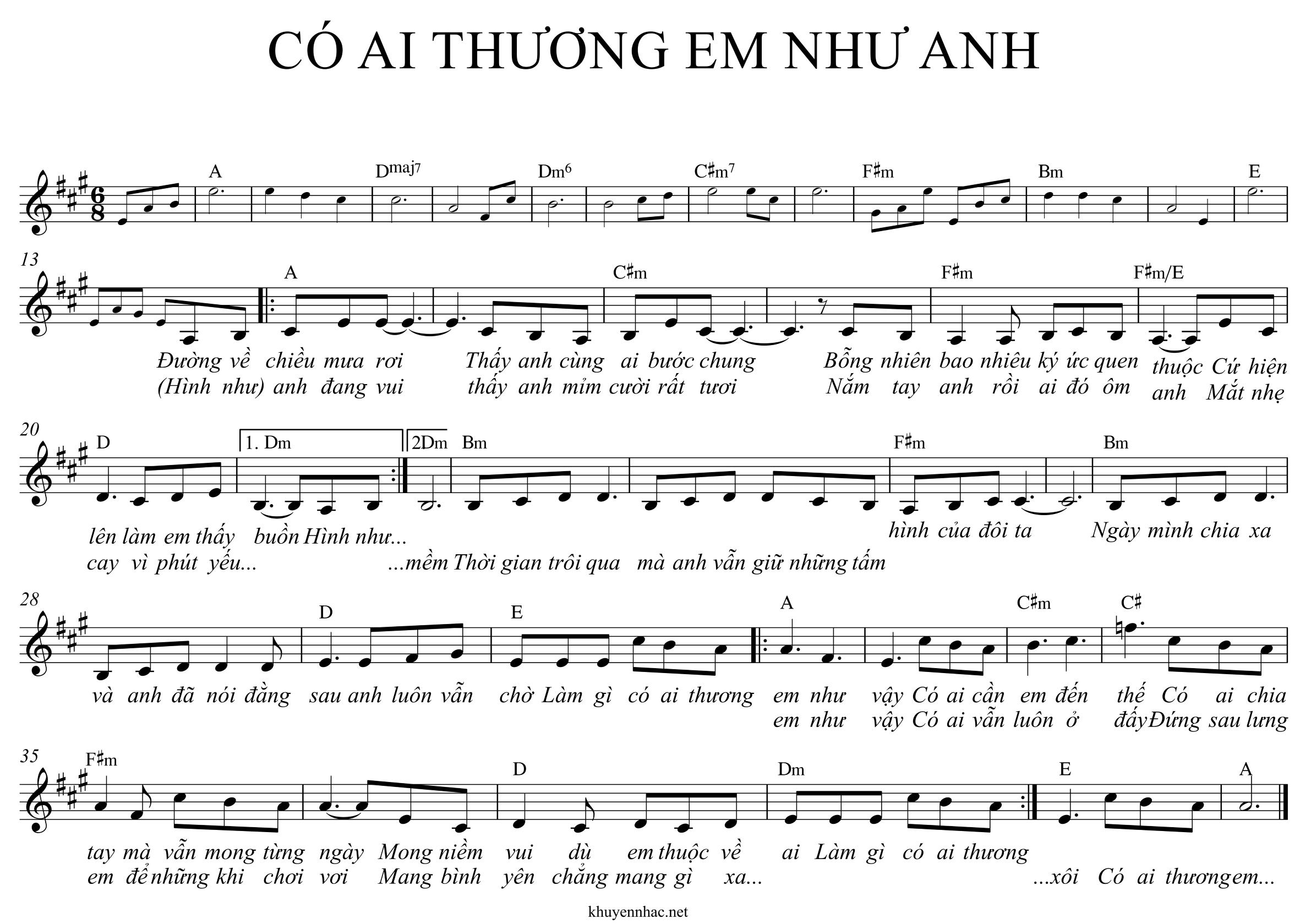 Sheet nhac Co-ai-thuong-em-nhu-anh.png