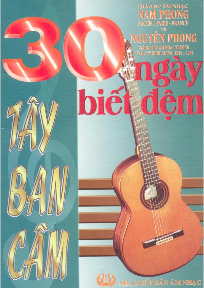 Tập sách hướng dẫn 30 ngày biết đệm hát guitar.jpg